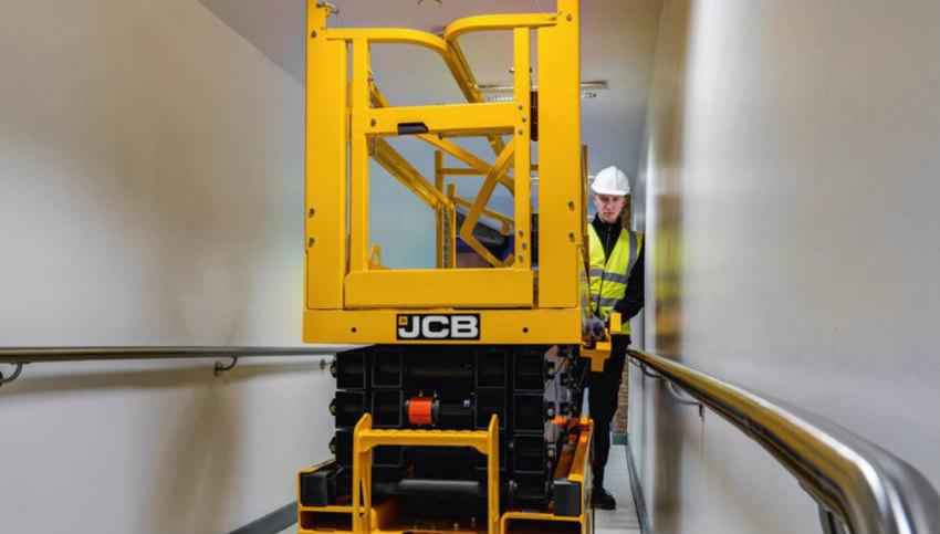 Warren Access acquire JCB Access electric scissor lifts