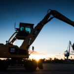 Application-Specific Design for New Cat Wheel Material Handlers