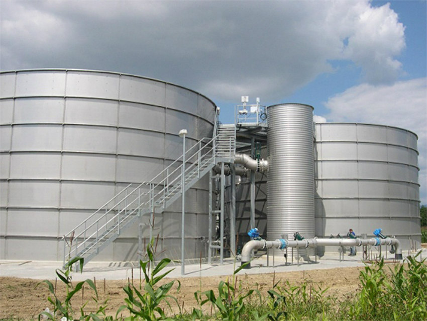 Stallkamp enforces the Wastewater Business with Reliable Stainless Steel Tanks