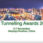 ITA TUNNELLING AWARDS 2018: 5-7 November 2018 in Chuzhou-Nanjing