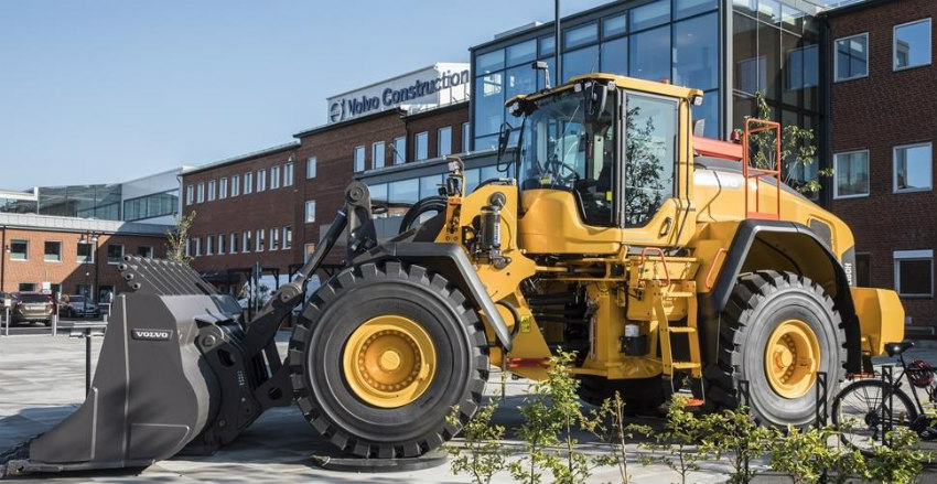 Volvo Construction Equipment inaugurates new headquarters