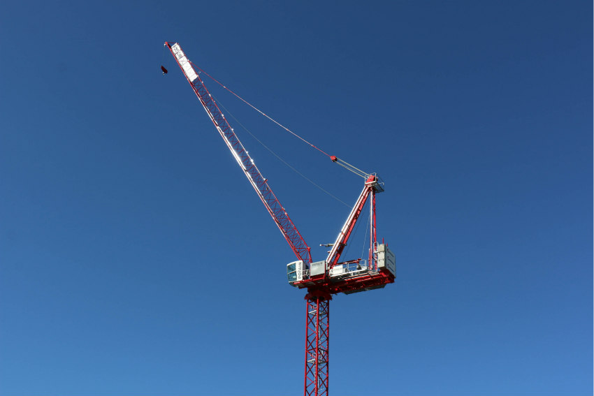 New range of HPL winches for Potain tower cranes