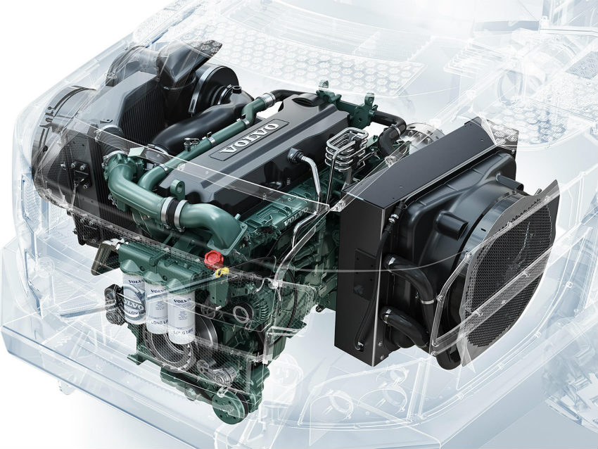 Volvo Construction Equipment talks about the future of diesel engines