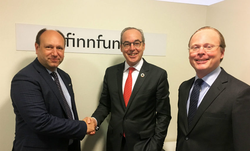 FinDev Canada and Finnfund sign cooperation agreement
