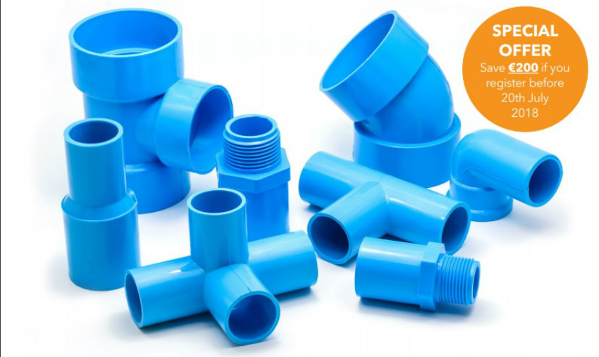 Plastic Pipe Fittings Joints 2018 Conference In Berlin