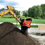 Swedish contractor transforms operations with the ALLU D-Series