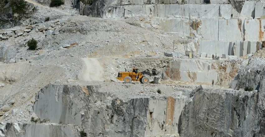 Four things about the quarry and aggregates industry