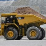Caterpillar announces the 798 AC and the 796 AC trucks