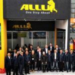 Processors and Transformers from ALLU at bauma China