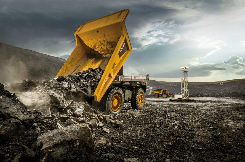 New R100E rigid hauler from Volvo Construction Equipment
