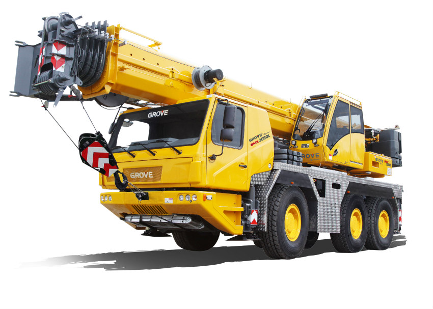 Grove to launch new GMK3060L, successor to the GMK3060, at bauma 2019