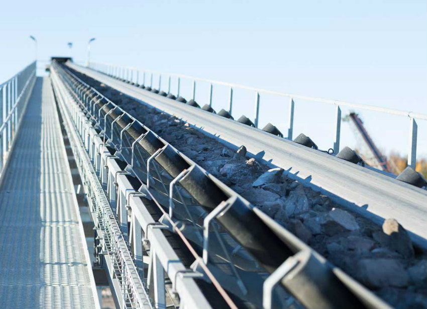 Continental Conveyor Belts working on Mega-Tunnel Project in Stockholm