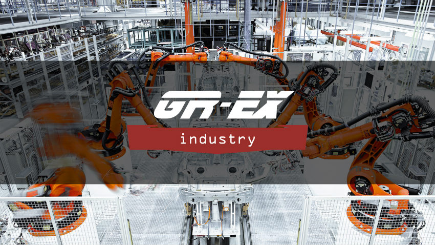 GR-EX Industry: the meeting point for industrial innovation