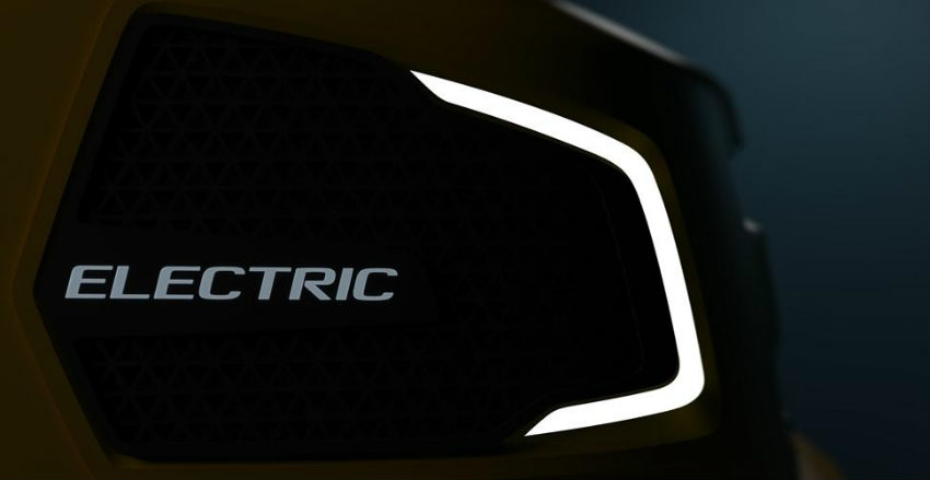 Volvo CE goes electric on smaller machines