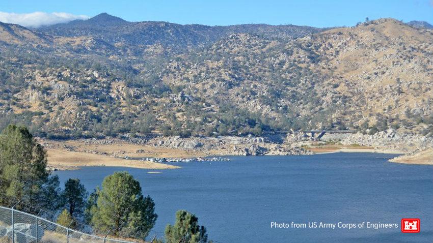 Nicholson takes dam experience West to California's Lake Isabella Dam