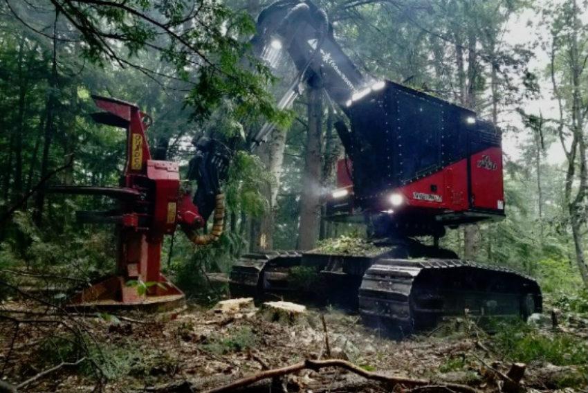 Komatsu announces purchase of forestry machine manufacturer TimberPro