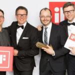 Volvo CE and LEGO Technic futuristic concept wins Gold at iF Design Awards