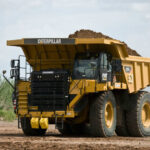 Redesigned G Series: New Cat 777G off-highway truck