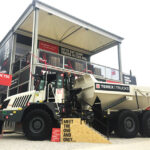 Terex Trucks' updated TA300 made international trade show debut at bauma 2019
