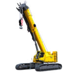 Manitowoc introduces best-in-class Grove GHC140 telescopic crawler crane