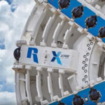 The Crossover in 3D: Robbins XRE TBMs