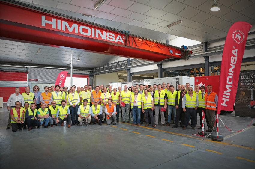 HIMOINSA brings European rental companies together