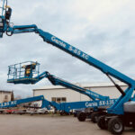 HBV Spelle Germany adds 105-M of working height to its fleet