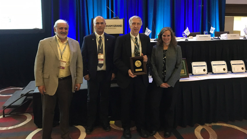 ASCE names Dr Thomas Walski as recipient of 2019 Julian Hinds Award