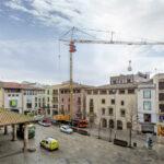First Liebherr MK 88 mobile construction crane reaches Spain