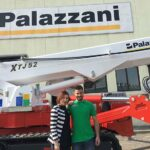 Lombarda Noleggi goes higher thanks to the new Xtj 52+ Plus Series