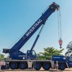 Grove GMK5250L advances crane fleet modernization in Colombia
