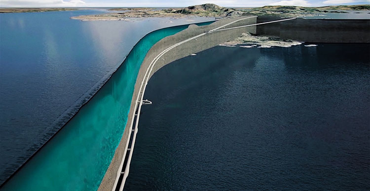 Going deep to build the world's longest road tunnel