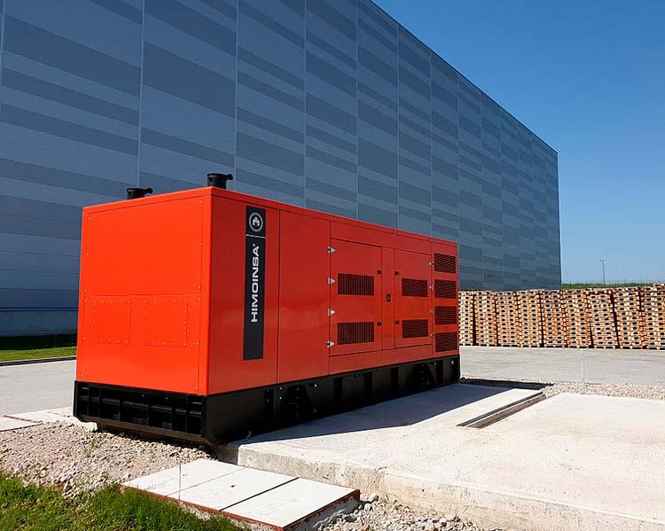 1.5 MW of emergency power in Bulgaria