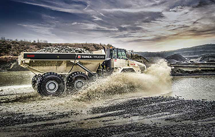 Terex Trucks reinforces commitment to customers in South Africa