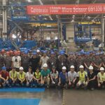 TEREX AWP celebrates milestone Genie GS-1330m production in China