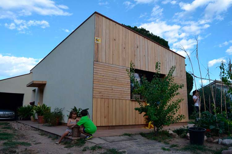 Comfort and Passive House in the Mediterranean summer