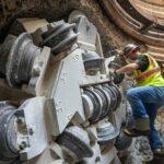 Double Shield TBM bores longest Rock Tunnel at 2.46 m Diameter
