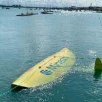 Minesto resumes DG500 kite system operations