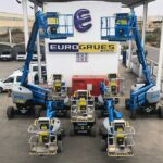 Eurogrues Maroc consolidates its Genie fleet in Morocco