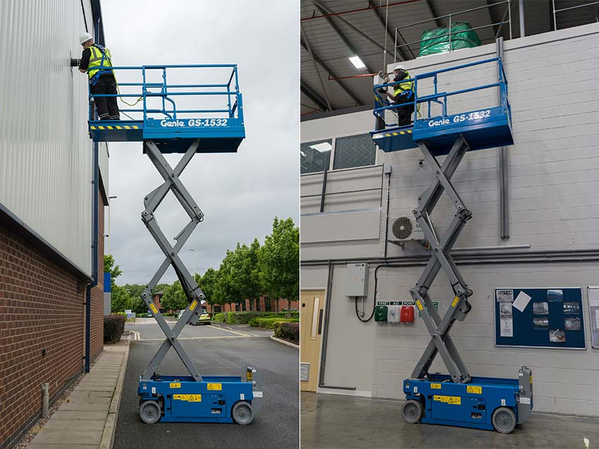 Genie now offer Indoor / Outdoor flexibility for customers in EMEAR