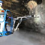 Work at height under pressure, new falch multi worker 250 & Genie