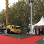 New Manitowoc Cranes equipment heads to JDL Expo in Beaune, France