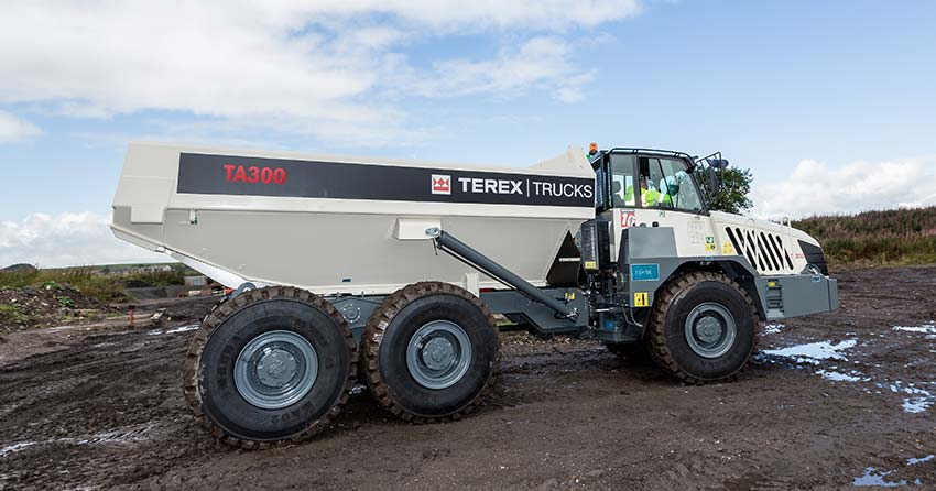 Terex Trucks signs new dealer in France