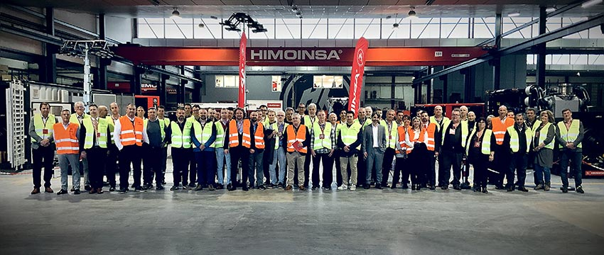 HIMOINSA continues to gain market share in Europe