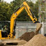 Caterpillar launches new Cat ® 306 CR mini hydraulic excavator