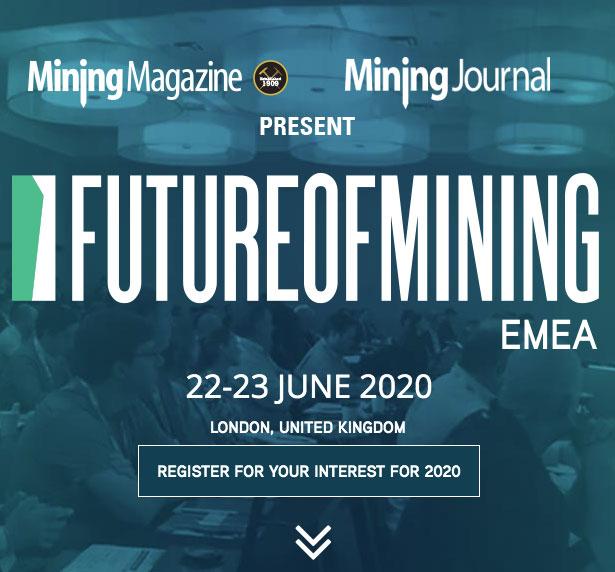 Future of Mining EMEA 2020