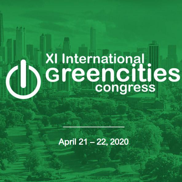 XI International Greencities Congress