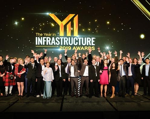 Call for nominations for the Year in Infrastructure 2020 Awards program