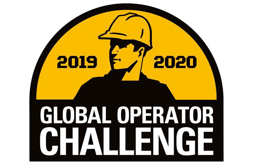 Caterpillar Global Operator Challenge at CONEXPO-CON/AGG 2020