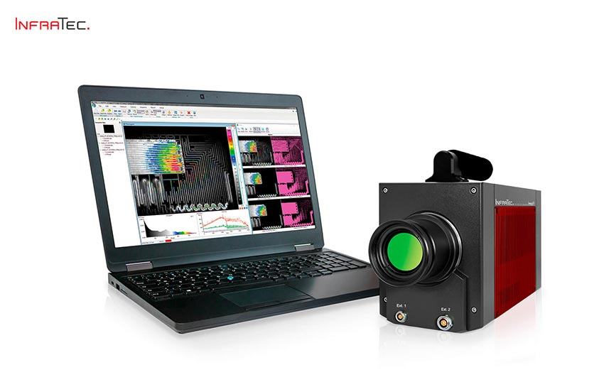 ImageIR ® 9400 from InfraTec - High-end Thermography Systems